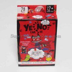 Карткова гра YeNot так-ні (експерт)