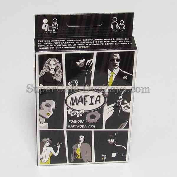 Карткова гра Мафія
