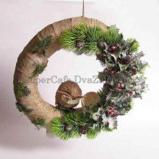 Вінок Різдвяний #5